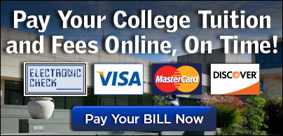 pay your tuition bill online banner