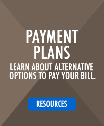 Payment plans: Learn about alternative options to pay you bill