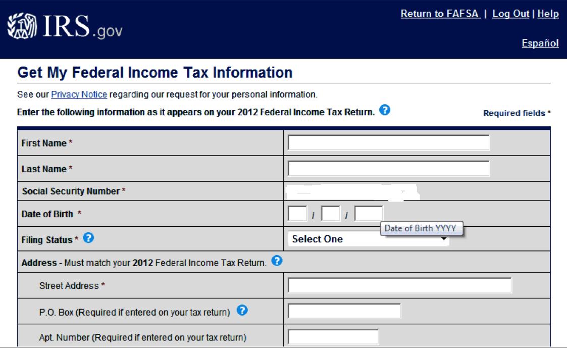 2013 tax return instructions