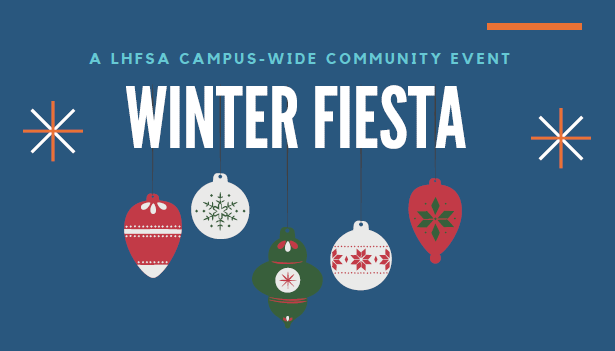 Latino & Hispanic Faculty and Staff Affinity Group Winter Fiesta event