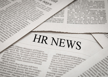 HR News headline in newspapers