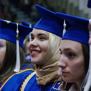 Commencement Graduates in profile