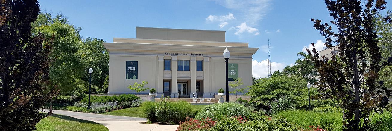 Kogod School of Business at American University