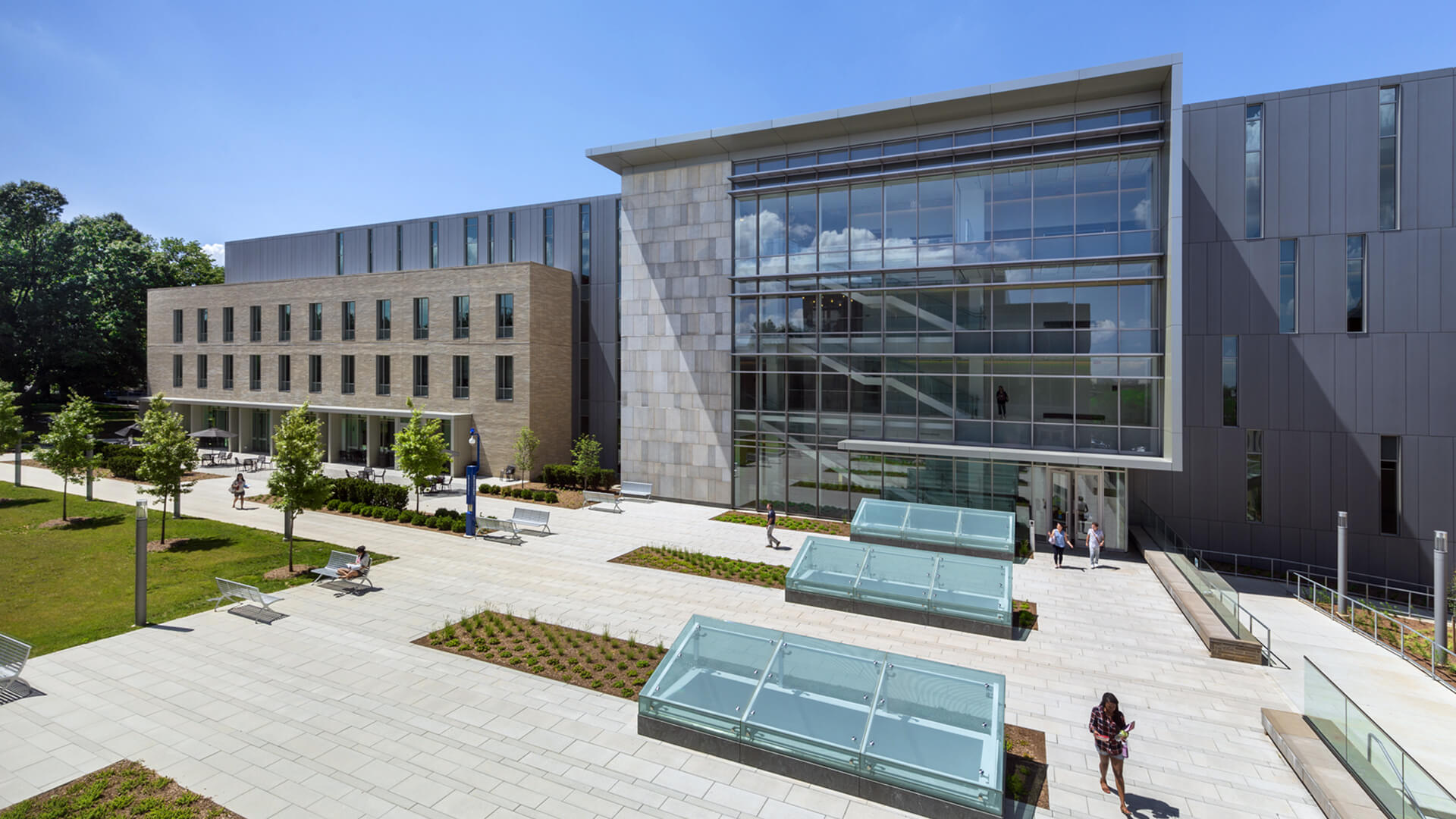 American University's Washington College of Law