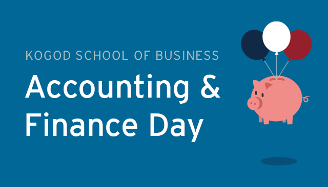 Accounting and Finance Day