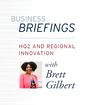 Business Briefings With Brett Gilbert event cover