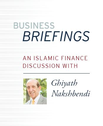 Islamic Finance Business Briefings Event