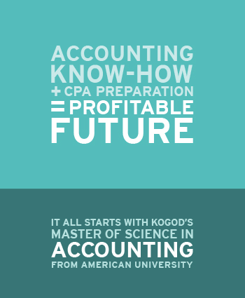 Kogod MS Accounting