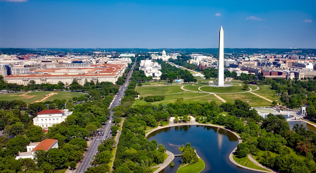 Experience Business in Washington, D.C. at American University's Kogod School of Business