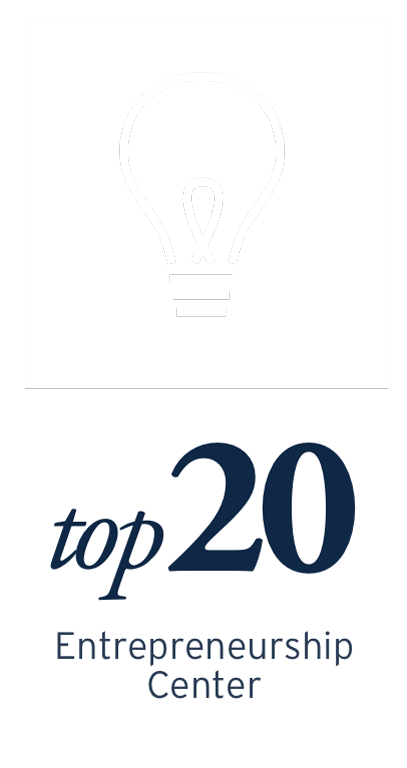 Top 20 Entrepreneurship Center