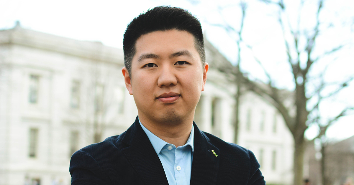 Assistant Professor of Accounting and Taxation at American University's Kogod School of Business, Mark Ma