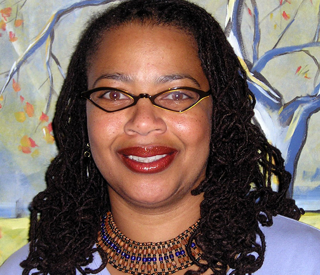 Sonya Grier, Marketing Professor