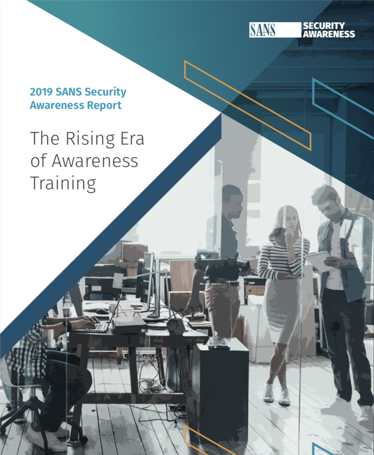 2019 SANS security awareness report: the rising era of awareness training