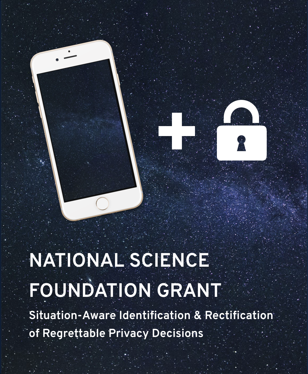 NSF Project on Privacy Regrets