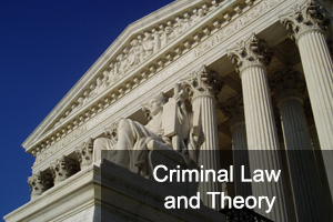 Criminal Law and Theory