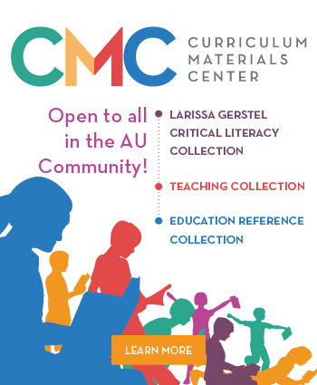 Curriculum Materials Center - Open to all in the AU Community