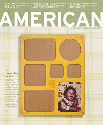 American Magazine March 2017 Cover