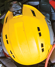 tech rescue helmet