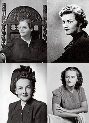 notable women from AU's history