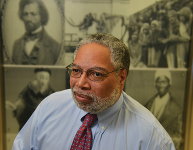 National Museum of African American History and Culture director Lonnie Bunch