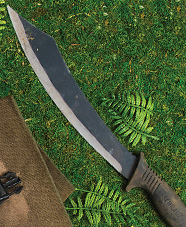foot-long machete