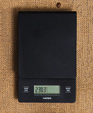 coffee bean scale