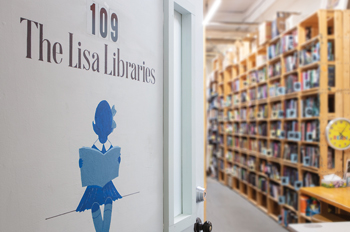 Lisa Libraries