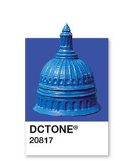 Capitol dome shaped tee marker