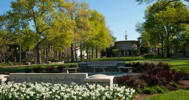 Preview Day is a chance to see AU's campus on a typical day during the academic year.