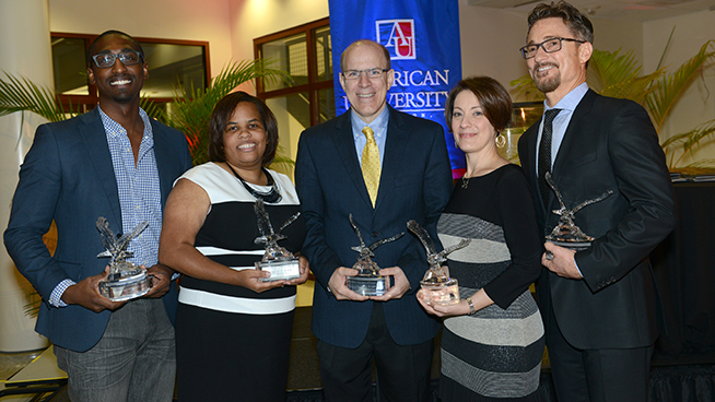 2014 Alumni Awards Recipients
