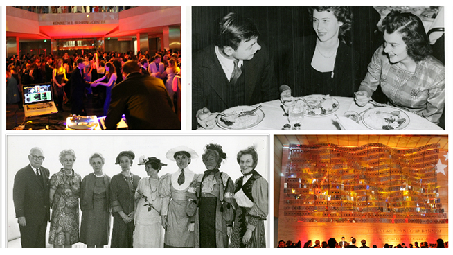 Founders Day Ball Marks History & Pride, Friendship