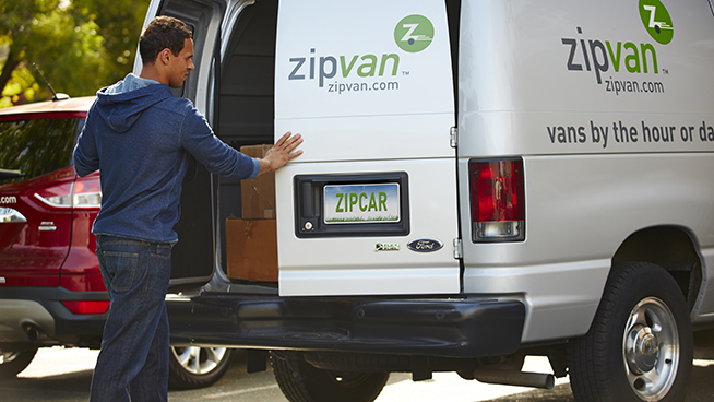 Zipcar Car Sharing Now Available on Campus