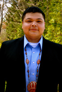 Eric Rodriguez is one of AU's 2014 Truman Scholars.