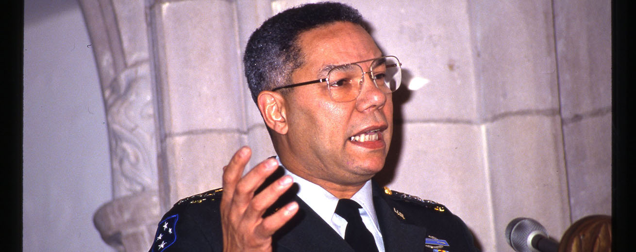 Colin Powell in 1992