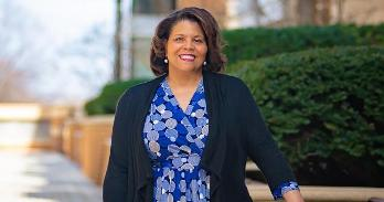 Diana Burley is AU's vice provost of research.
