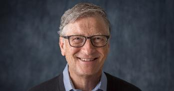 Microsoft co-founder Bill Gates spoke to AU students about climate change and his new book.