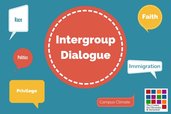 Intergroup Dialogues Announcement
