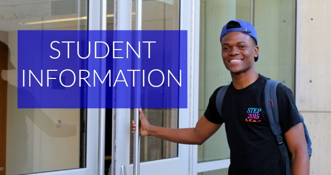 Student Information-STEP