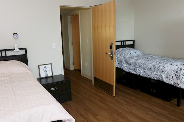 cassell hall double room