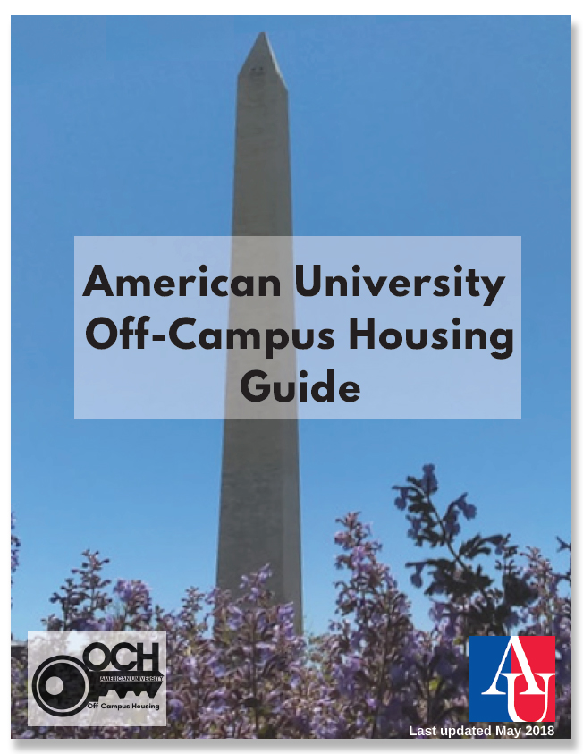 The Off-Campus Living Guide is full of information to set students up for success off campus and beyond
