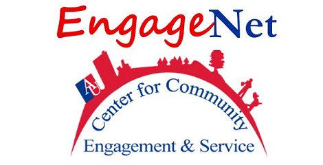 Engagenet in the Center of Community Engagement & Service main header image