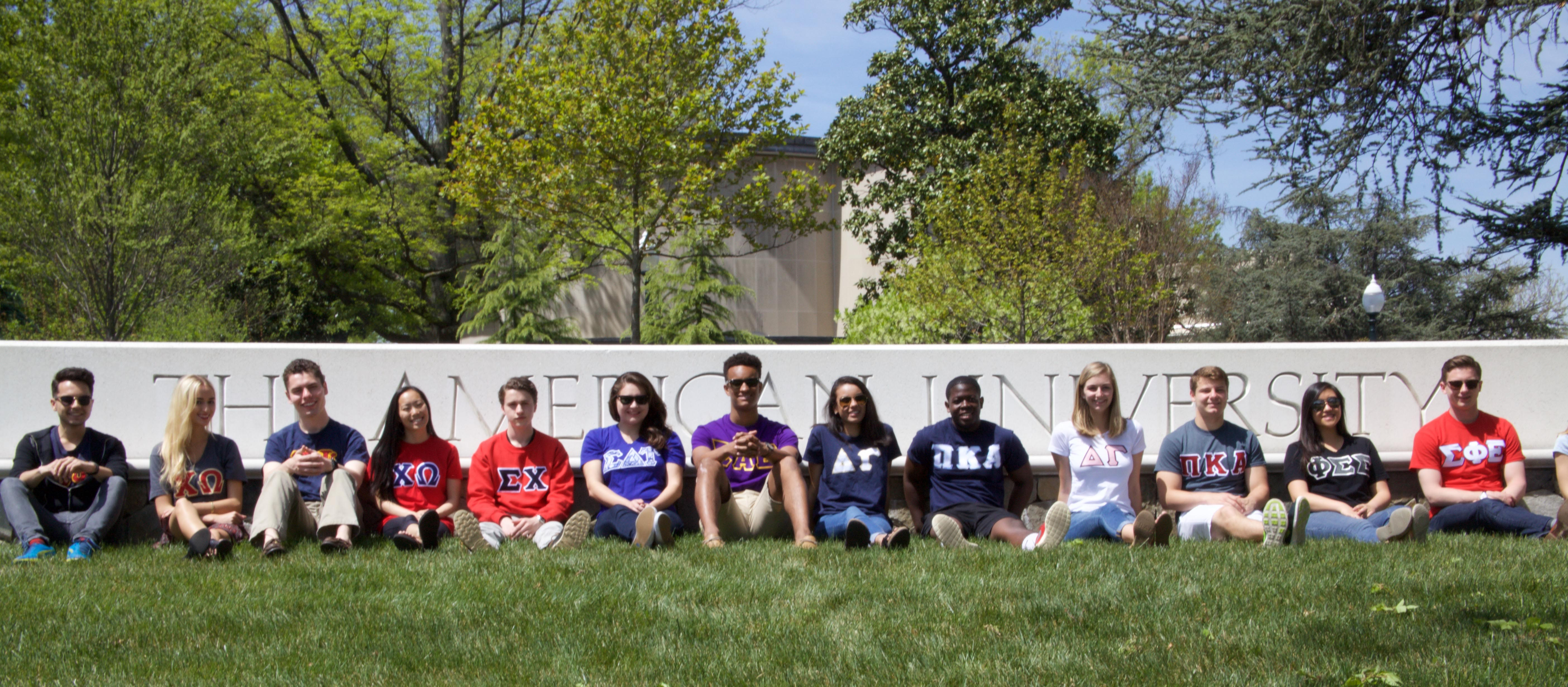 greek life in american campuses essay These experiences are further enhanced by an engaging residential campus  a  lifetime of living and learning and helped our graduates achieve uncommon  success in a wide  this leads us to believe the writer is careless, lazy, and  entitled.