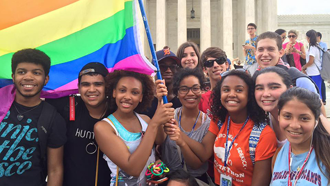 STEP Students Witness History at Supreme Court