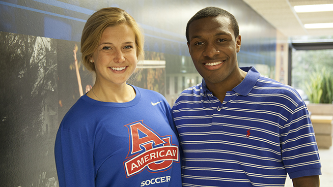 Program Readies Eagles for Leadership Beyond Athletics