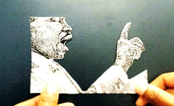 MLK Cut Out