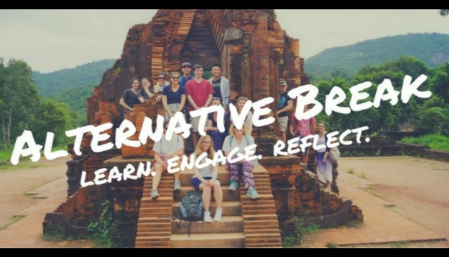 Alternative Breaks. Learn. Engage. Reflect.