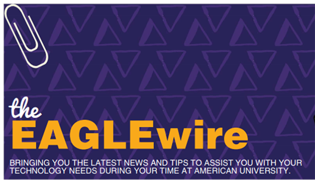EagleWire Newsletter Head