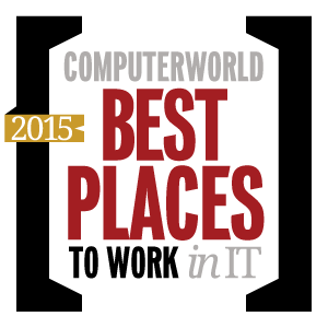 Best Places to Work in IT Logo