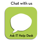 Help Desk IM Chat Logo