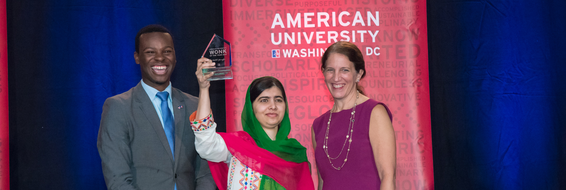 Wonk of the Year Malala Yousafzai